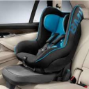 BMW Junior Seat I niebieski