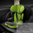 MINI Junior Seat 2/3  zielony isofix